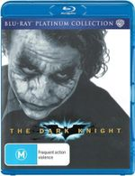 The Dark Knight  : 2 Disc Special Edition: Platinum Collection - Heath Ledger