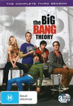 The Big Bang Theory : Season 3 - Jim Parsons