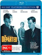 The Departed  : Platinum Collection - Leonardo Di Caprio