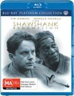 The Shawshank Redemption : Platinum Collection - William Sadler