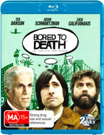 Bored to Death : Season 1 - Jason Schwartxman