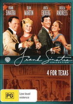 4 for Texas (Frank Sinatra Collection) - Anita Ekberg
