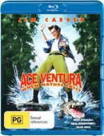 Ace Ventura : When Nature Calls - Jim Carrey
