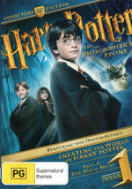 Harry Potter and the Philosopher's Stone (3 Disc Collector's Edition) : Harry Potter : Film 1 - Emma Watson