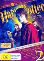 Harry Potter and the Chamber of Secrets (3 Disc Collector's Edition) : Harry Potter : Film 2 - Sally Mortemore