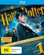 Harry Potter and the Philosopher's Stone (2 Disc Collector's Edition) : Harry Potter : Film 1 - Sally Mortemore