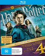 Harry Potter and the Goblet of Fire (2 Disc Collector's Edition) : Harry Potter : Film 4 - Emma Watson
