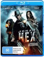Jonah Hex - Will Arnett