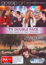 Gossip Girl Season 1/The Vampire Diaries Season 1 - Ian Somerhaulder