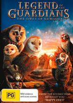 Legend of the Guardians : The Owls of Ga'hoole - Adrienne DeFaria