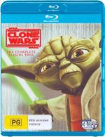 Star Wars : The Clone Wars - Season 2 (3 Discs) - Tom Kane