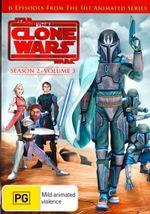 Star Wars : The Clone Wars - Season 2 - Volume 3