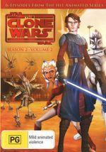 Star Wars : The Clone Wars - Season 2 - Volume 2