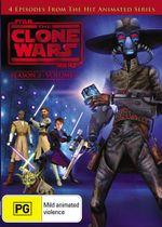 Star Wars : The Clone Wars - Season 2 - Volume 1