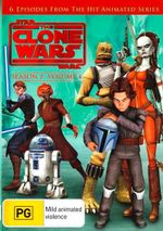 Star Wars : The Clone Wars - Season 2 - Volume 4