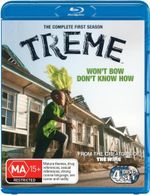 Treme : Season 1 - Rob Brown
