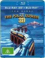 The Polar Express (3D Blu-ray/Blu-ray) - Leslie Harter Zemeckis