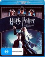 Harry Potter and the Half-Blood Prince : Harry Potter : Film 6 - Elarica Gallacher