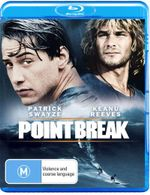 Point Break - Patrick Swayze