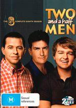 Two and a Half Men : Season 8 - Jon Cryer