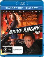 Drive Angry (3D Blu-ray/Blu-ray) - Amber Heard