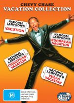 National Lampoon's Vacation Collection (National Lampoon's Vacation / European Vacation / Christmas Vacation / Vegas Vacation) (Chevy Chase) - Beverly DAngelo
