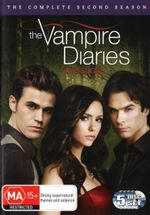 The Vampire Diaries : Season 2 - Nina Dobrev