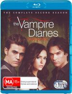 The Vampire Diaries : Season 2 - Steven R. McQueen