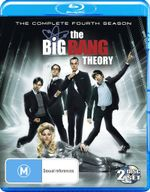 The Big Bang Theory : The Complete Fourth Season - Jim Parsons