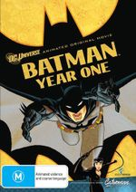 Batman Year One (2011) (Animated) - Katee Sackhoff