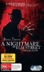A Nightmare on Elm Street Collection - Heather Langenkamp