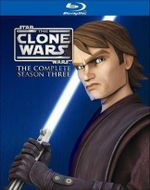 Star Wars : The Clone Wars - Season 3 (3 Discs) - Matt Lanter