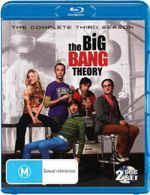 The Big Bang Theory : The Complete Third Season - Johnny Galecki