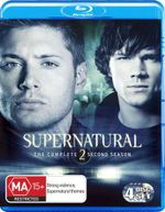 Supernatural : Season 2 - Jesen Ackles
