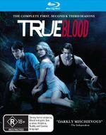 True Blood : Seasons 1 - 3 (Boxset) - Sam Trammell