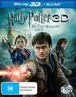 Harry Potter and the Deathly Hallows - Part 2 (3D Blu-ray/Blu-ray) (3 Disc) - Ralph Fiennes