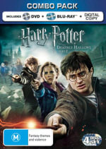 Harry Potter and the Deathly Hallows - Part 2 (4 Disc Blu-Ray/DVD) : Harry Potter : Film 8 - Emma Watson