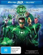 Green Lantern  : 3D Blu-ray/Blu-ray - Blake Lively