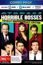 Horrible Bosses (Blu-ray/DVD) - Steve Wiebe