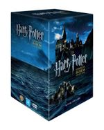 Harry Potter : Complete 8-Film Collection DVD Box Set - Daniel Radcliffe