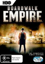 Boardwalk Empire : Season 1 - Michael Shannon