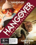 The Hangover (R18+) / The Hangover Part II (Blu-ray) - Ken Jeong
