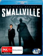 Smallville : Season 10 - Erica Durance