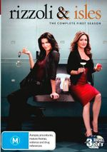 Rizzoli and Isles : Season 1 - Sasha Alexander