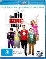 The Big Bang Theory : The Complete Second Season - Jim Parsons