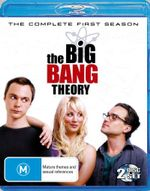 The Big Bang Theory : The Complete First Season - Jim Parsons