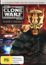 Star Wars : The Clone Wars - Season 3 - Volume 3