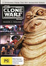 Star Wars : The Clone Wars - Season 3 - Volume 2