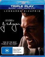 J. Edgar (Blu-ray/DVD/Digital Copy) - Armie Hammer
