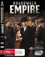 Boardwalk Empire : Season 2 - Steve Buscemi